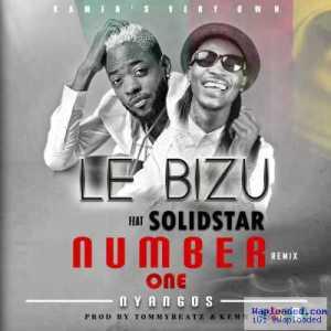 Le Bizu - Number 1 ft. Solidstar